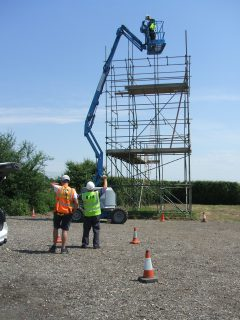 IPAF @ Mersham Courses at Operator Training Services
