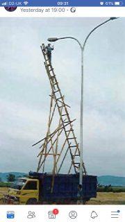 Ladder Loonie 05.11.18